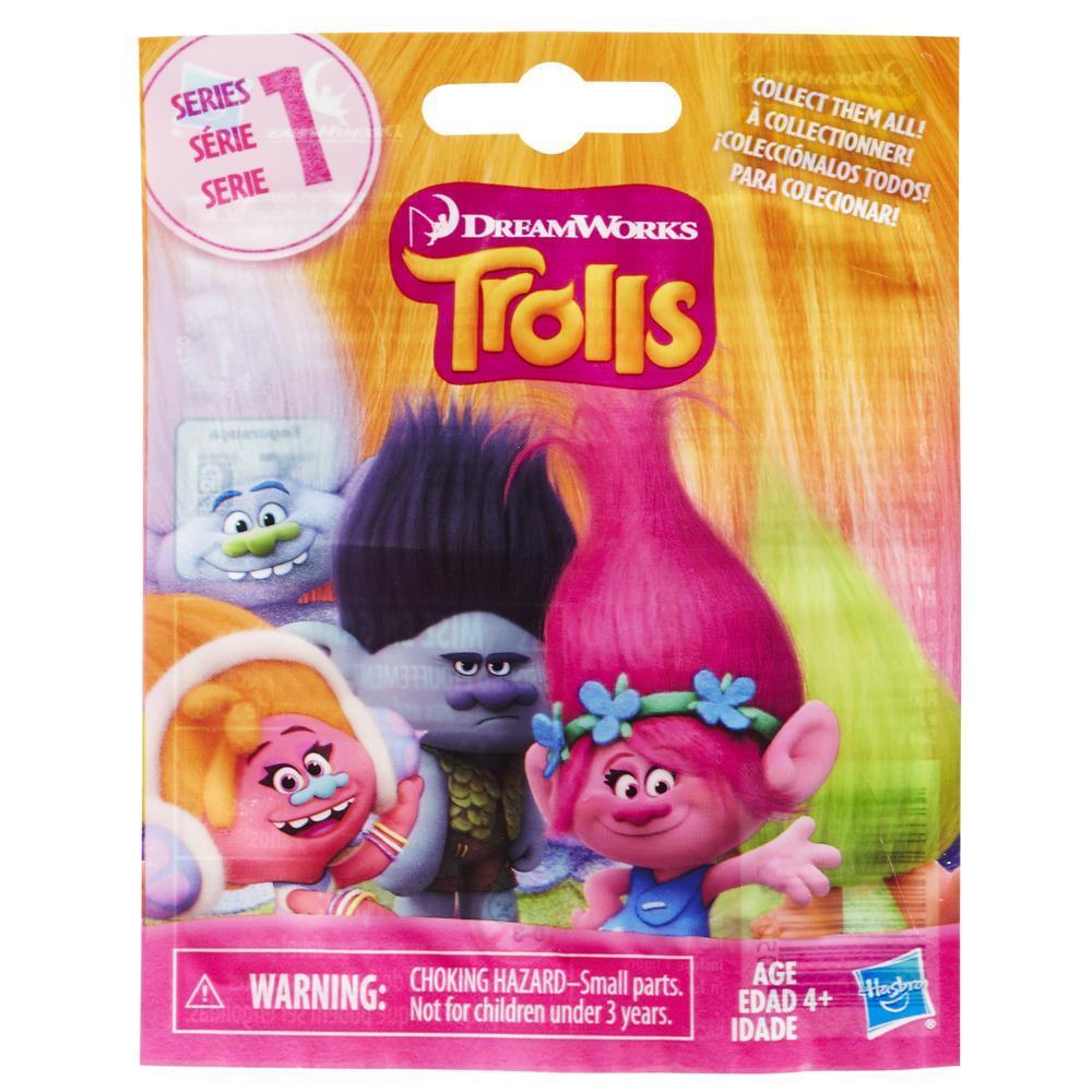 DreamWorks Trolls Surprise Mini Figure Series 11 Gemtastic Trolls