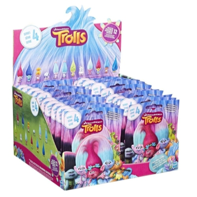DreamWorks Trolls Surprise Mini Figure Series 11 Gemtastic Trolls