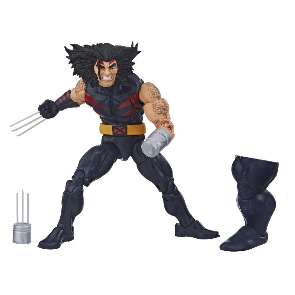 Hasbro Marvel Legends Series 6-inch Weapon X Action Figure Toy X-Men: Age of Apocalypse Collection