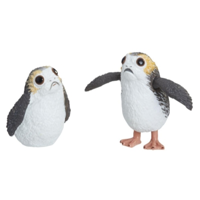 Star Wars The Black Series Porgs 2-Pack