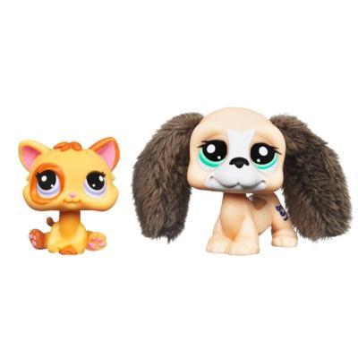 LITTLEST PET SHOP CUTEST PETS (Beagle and Cat)