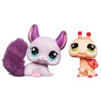 LITTLEST PET SHOP CUTEST PETS (Chinchilla and Ladybug)