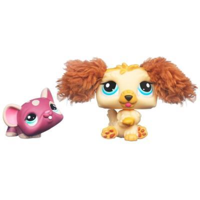 LITTLEST PET SHOP CUTEST PETS (Labradoodle and Mouse)