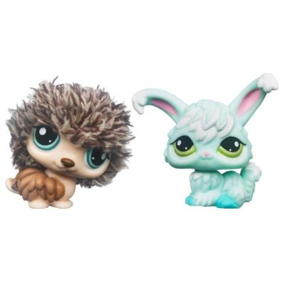 LITTLEST PET SHOP CUTEST PETS (Porcupine and Angora Bunny)