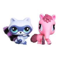 LITTLEST PET SHOP CUTEST PETS Pack (Raccoon and Anteater)