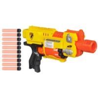NERF N-STRIKE BARRICADE RV-10 Blaster (Double Your Darts)