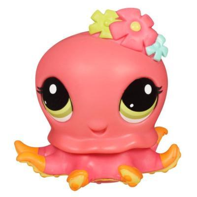 LITTLEST PET SHOP WALKABLES - Octopus