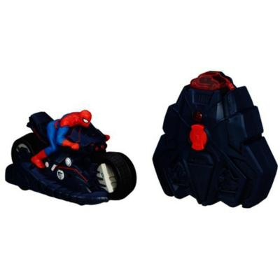 Marvel Ultimate Spider-Man R/C Wall-Racing Spider Cycle
