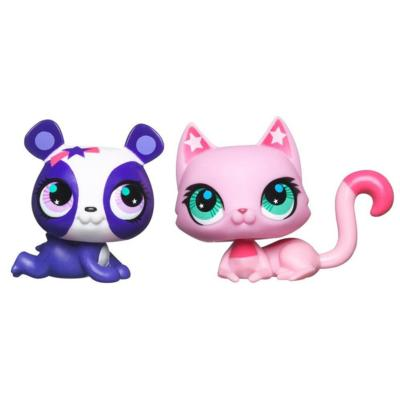 Littlest Pet Shop Totally Talented 2-Pack (Penny Ling & Cat)