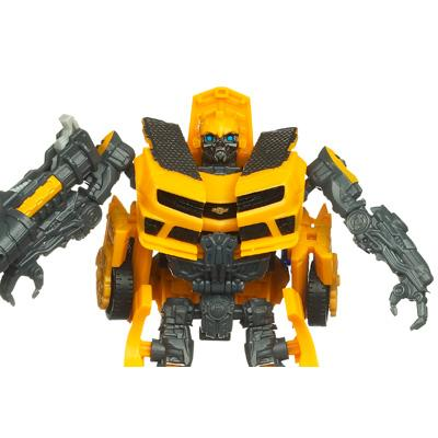 TRANSFORMERS DARK OF THE MOON MECHTECH Deluxe Class NITRO BUMBLEBEE