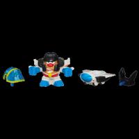 Playskool Mr. Potato Head Transformers Mixable, Mashable Heroes as Starscream Robot and Jet