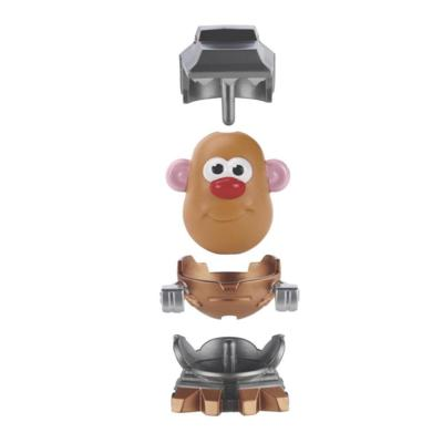 Playskool Mr. Potato Head Transformers Mixable, Mashable Heroes as Grimlock Robot