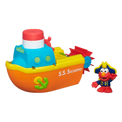 Elmo Bath Toys 74