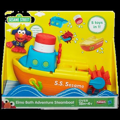 Elmo Bath Toys 20