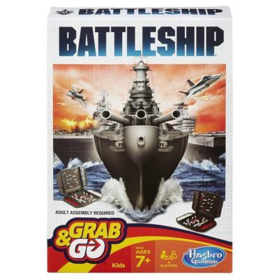 Battleship Grab & Go Game
