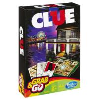 Clue Grab & Go Game