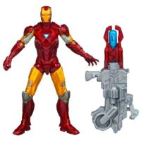 MARVEL THE AVENGERS Concept Series Heavy Artillery IRON MAN Figure
