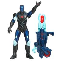 MARVEL THE AVENGERS Concept Series Reactron Armor IRON MAN Mark VI Figure