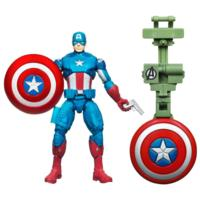 MARVEL THE AVENGERS Movie Series Shield Launcher CAPTAIN AMERICA Figure