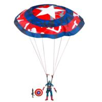 MARVEL THE AVENGERS Comic Series CAPTAIN AMERICA Aerial Infiltration Mission Figure