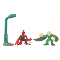 Marvel Super Hero Squad: Spider-Man and Vulture