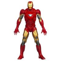 MARVEL THE AVENGERS Movie Series IRON MAN Mark VI Figure (8 Inches)