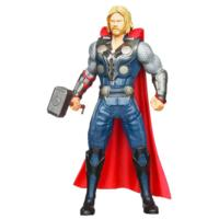 MARVEL THE AVENGERS MIGHTY BATTLERS Hammer Slinging THOR Figure (6 Inches)