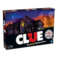CLUE The Classic Mystery Game
