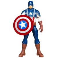 MARVEL THE AVENGERS Concept Series CAPTAIN AMERICA Figure (8 Inches)
