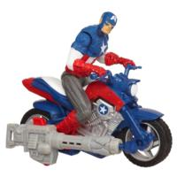 MARVEL THE AVENGERS BATTLE CHARGERS Furyfire Assault Cycle