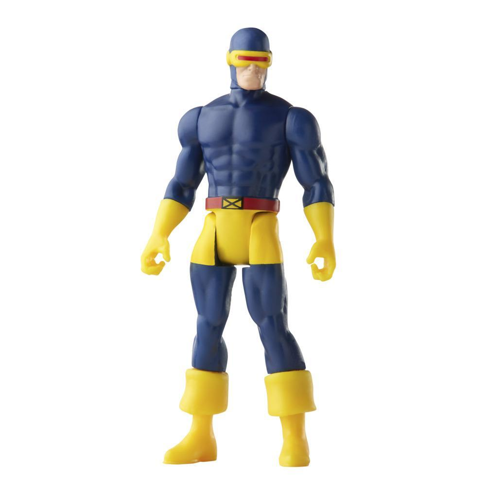 Hasbro Marvel Legends 3.75-inch Retro 375 Collection Marvel's Cyclops Action Figure Toy