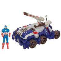 MARVEL THE AVENGERS Comic Series CAPTAIN AMERICA GOLIATH ASSAULT TANK Vehicle