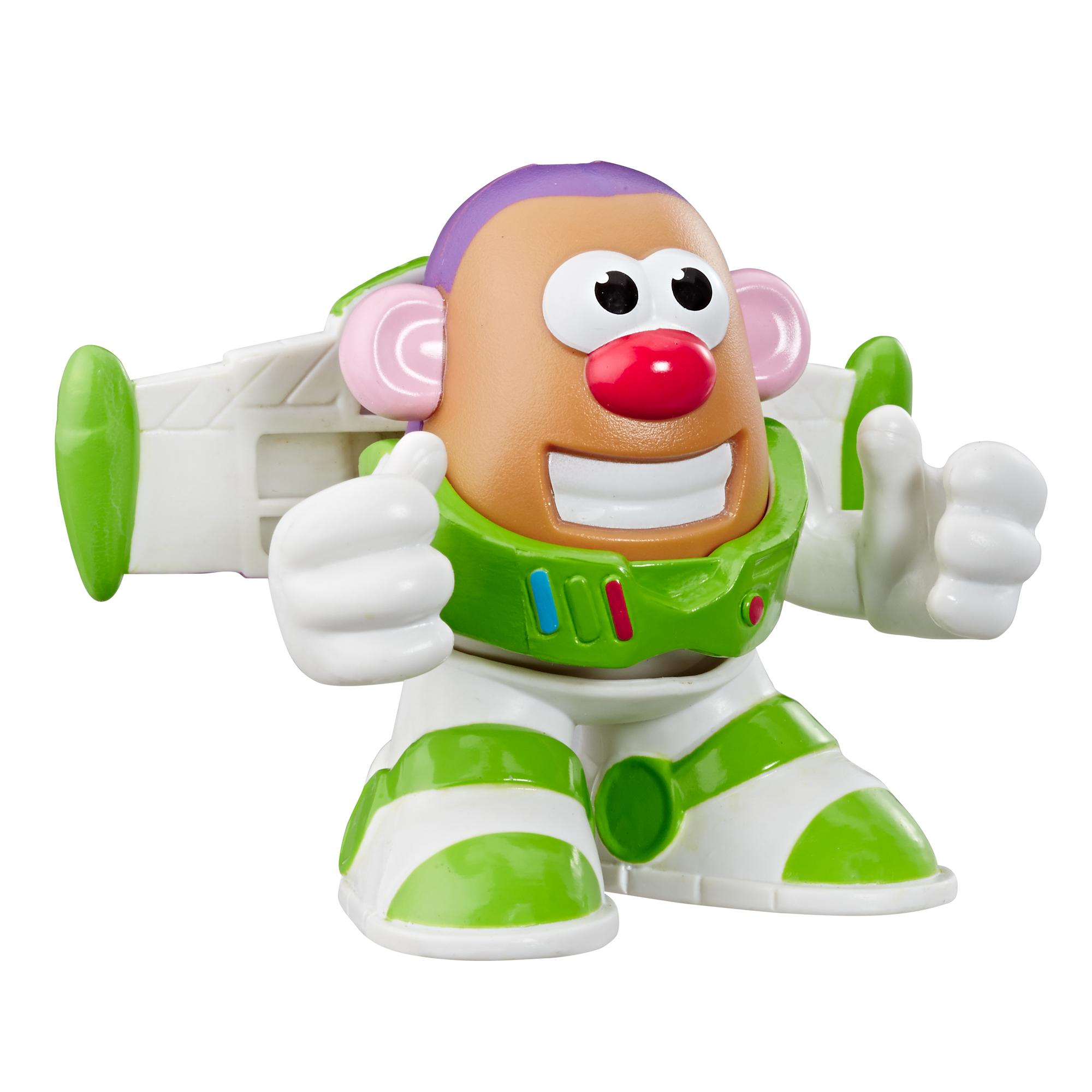 Mr. Potato Head Disney/Pixar Toy Story 4 Buzz Lightyear Mini Figure