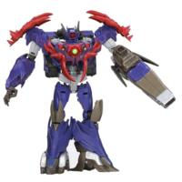 Transformers Prime Beast Hunters Voyager Class Shockwave