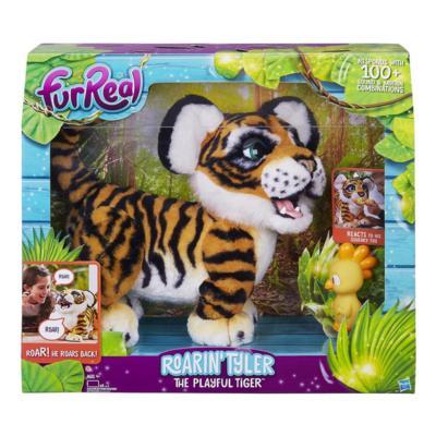 furReal Roarin' Tyler, the Playful Tiger