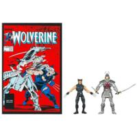 MARVEL Universe MARVEL'S Greatest Battles Comic Packs WOLVERINE & SILVER SAMURAI Pack
