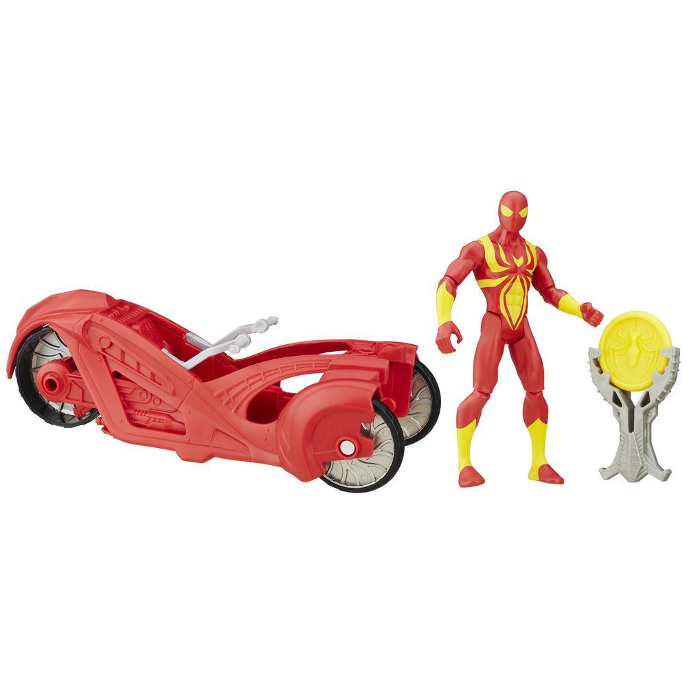 Spider-Man Iron Spider Ground Vehicle