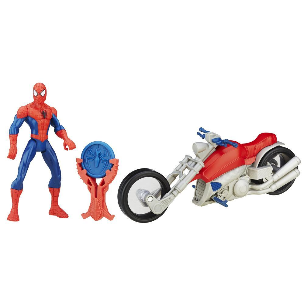 Spider-Man Spider Man Spider Cycle