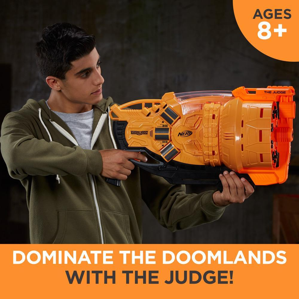 Nerf Doomlands The Judge