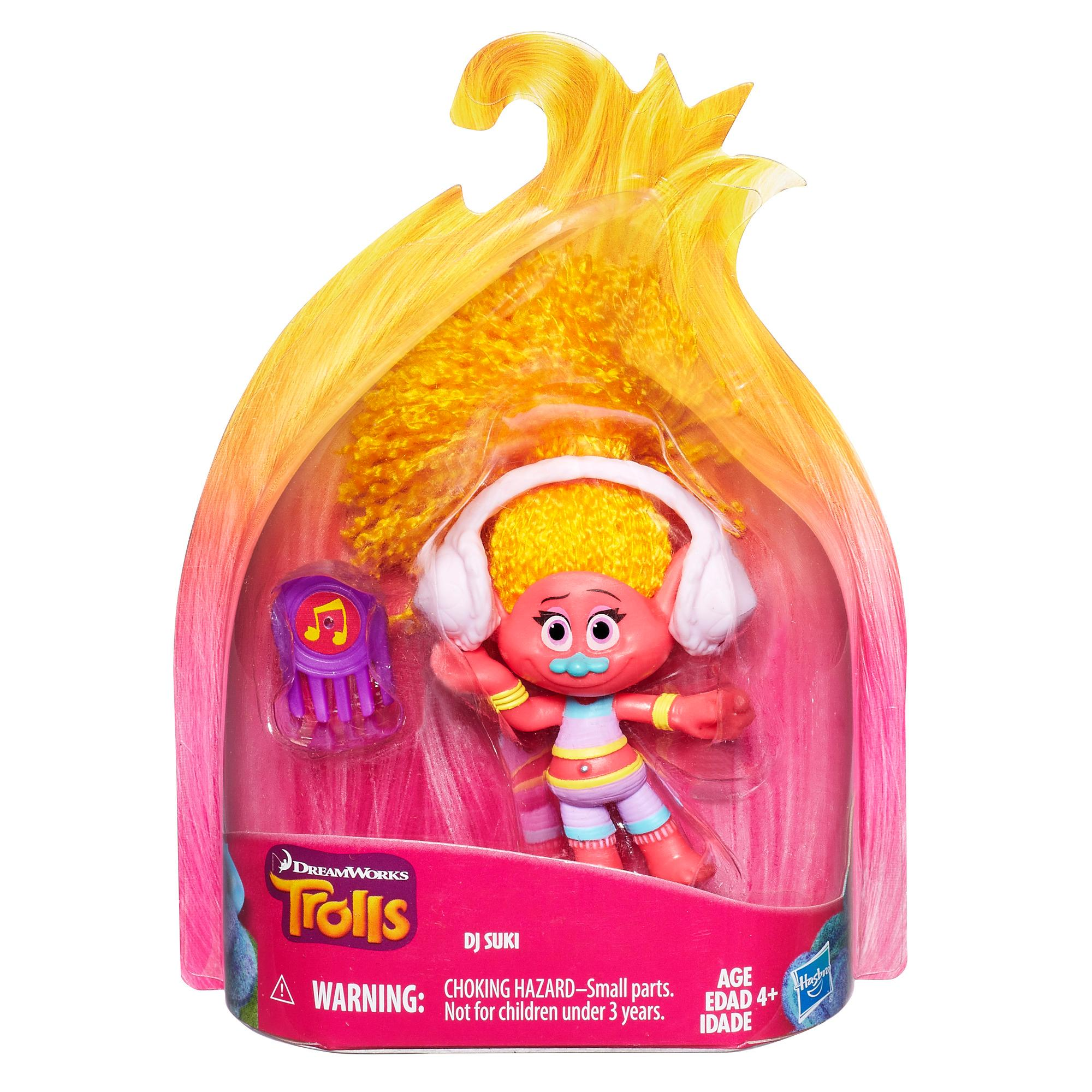 DreamWorks Trolls DJ Suki Collectible Figure
