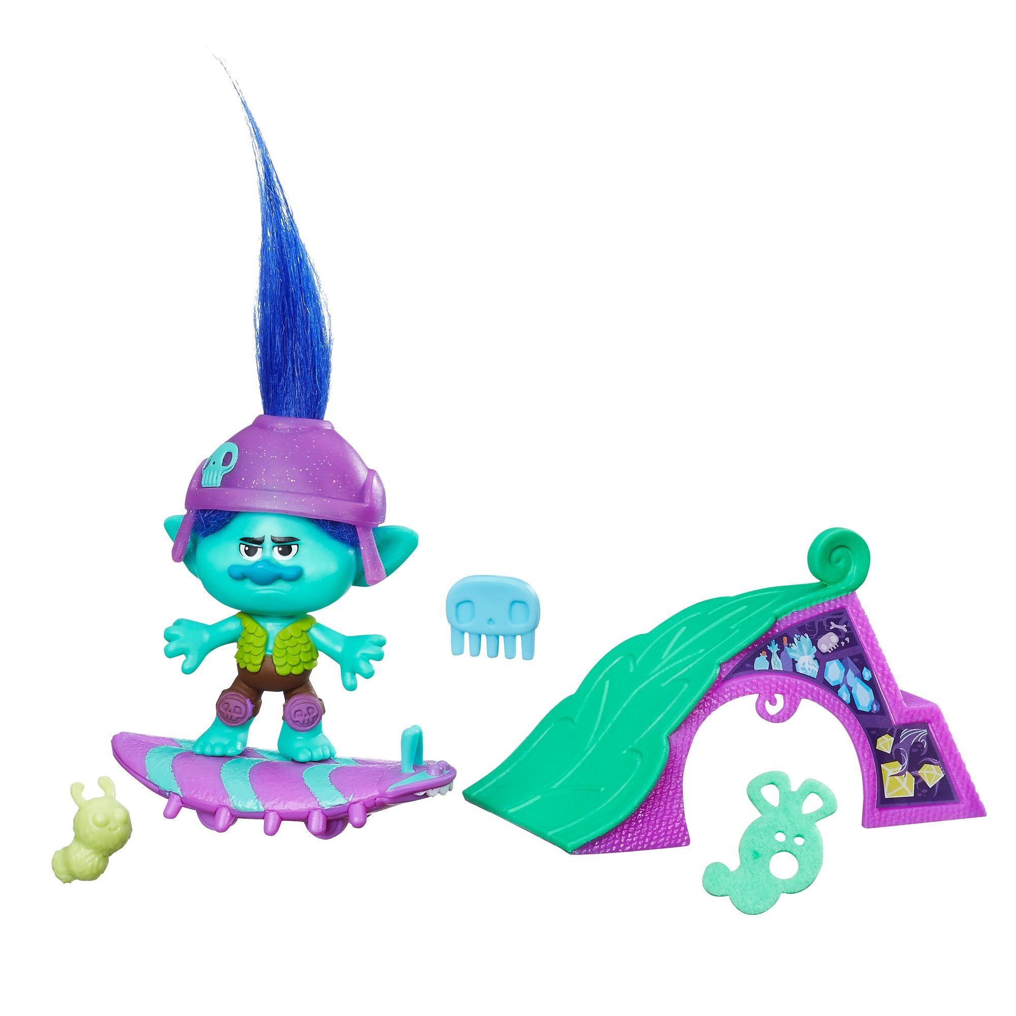 DreamWorks Trolls Branch's Skate 'n Skitter Story Pack
