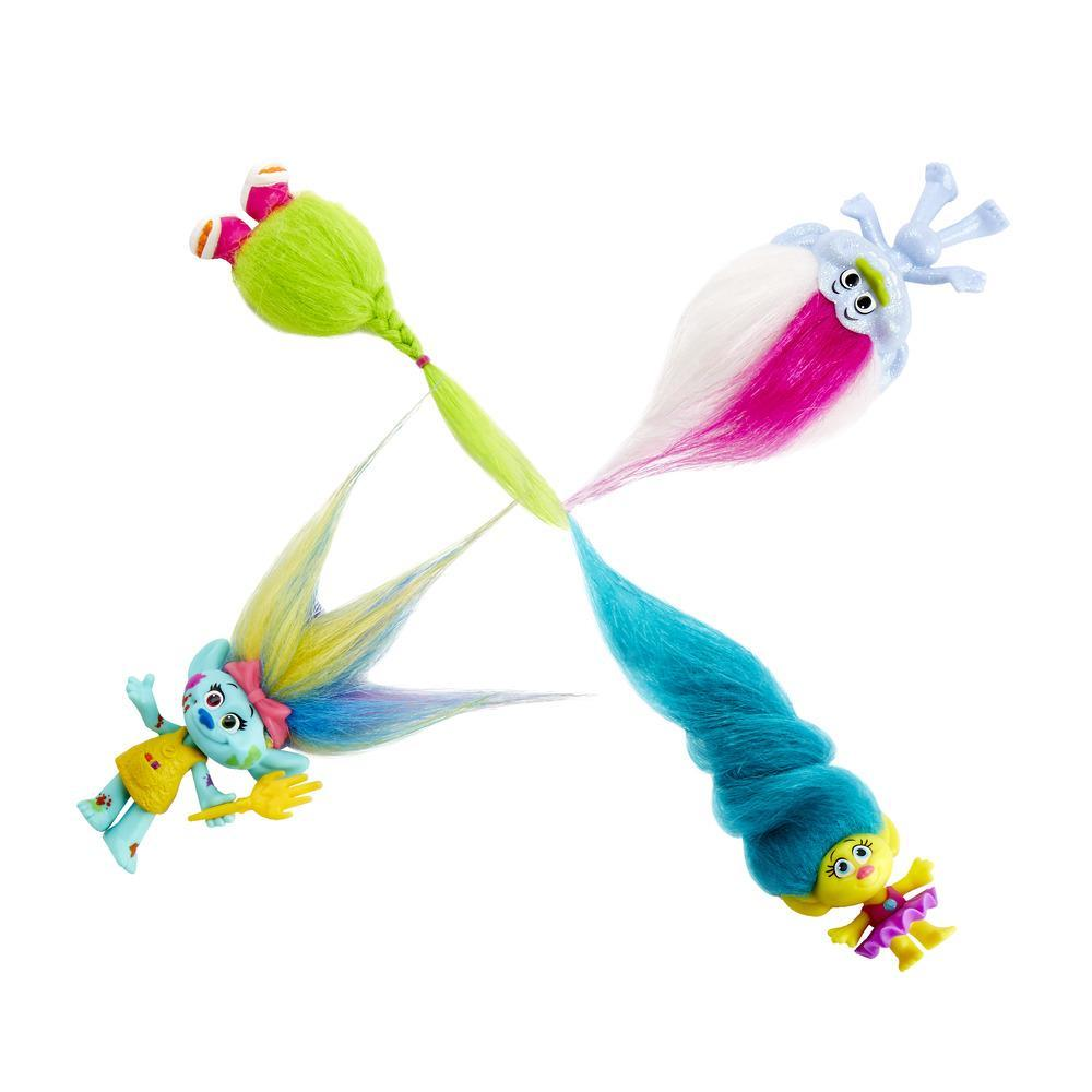 DreamWorks Trolls Wild Hair Pack