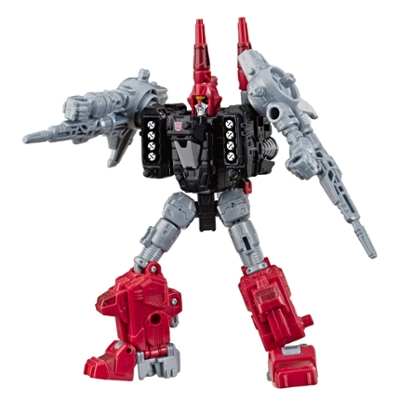 Transformers Generations Selects WFC-GS04 Powerdasher Cromar, War for Cybertron Deluxe Figure - Collector Figure, 5.5-inch
