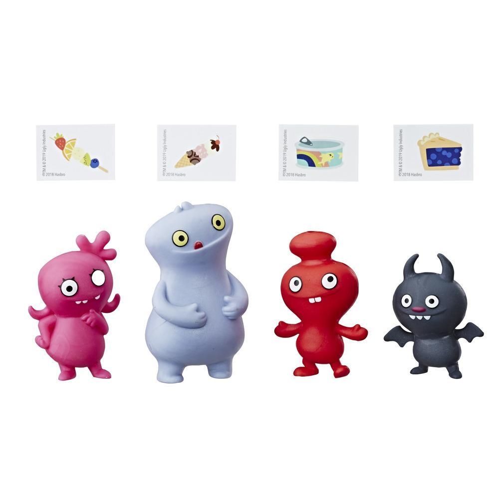 UglyDolls Lotsa Ugly Mini Figures Bundle Pack Toy Inspired by UglyDolls Movie
