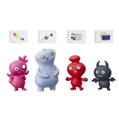 UglyDolls Lotsa Ugly Mini Figures Bundle Pack Toy Inspired by UglyDolls Movie