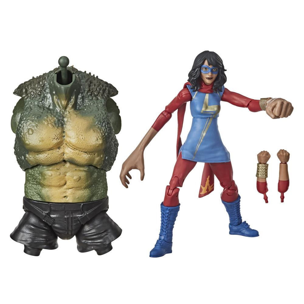 Hasbro Marvel Legends Series Gamerverse 6-inch Collectible Ms. Marvel Action Figure Toy, Ages 4 And Up