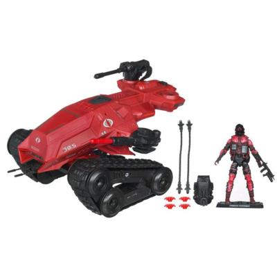 G.I. JOE COBRA CRIMSON H.I.S.S. Tank