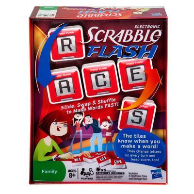SCRABBLE Flash Game