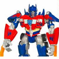 TRANSFORMERS POWER BOTS OPTIMUS PRIME