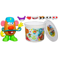 PLAYSKOOL MR. POTATO HEAD TATER TUB Set